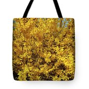 Spring Flower Tote Bag