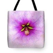 Spring Flower Frill Tote Bag