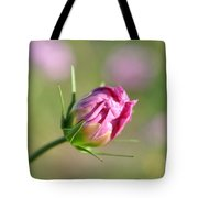 Spring Flower Savannah, Ga Tote Bag