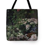 Spring Flowers Tote Bag