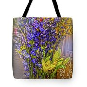 Spring Flowers For Sale Tote Bag