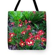 Spring Flowers Tote Bag by Joyce Woodhouse