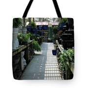 Spring Garden Center Tote Bag