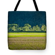 Spring Greens Tote Bag