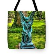Spring Grove Angel Tote Bag