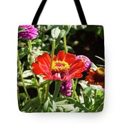 Spring Has Sprung Tote Bag by Valeria Donaldson