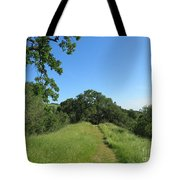 Spring Hike Tote Bag
