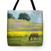 Spring Hill Grazing Tote Bag