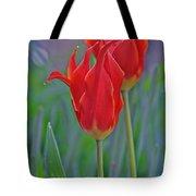 Spring Impression Tote Bag