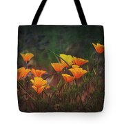 Spring In A Poppin' Tote Bag