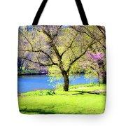 Spring In Bloom Tote Bag