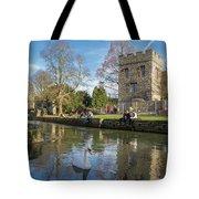 Spring In Canterbury Tote Bag