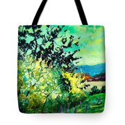 spring in Ciergnon Tote Bag