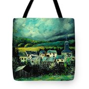 Spring In Daverdisse Tote Bag