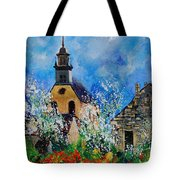 Spring In Foy Notre Dame Dinant Tote Bag