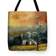 Spring In Gendon Tote Bag