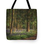 Spring In Haywood No 2 Tote Bag