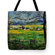 Spring In Herock Tote Bag