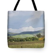 Spring In Livermore Tote Bag