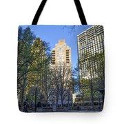 Spring In Philadelphia - Rittenhouse Square Tote Bag