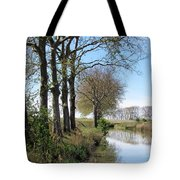 Spring In Sete, Montpellier, France Tote Bag
