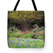 Spring In Texas Tote Bag