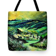 Spring In Tha Ardennes Tote Bag