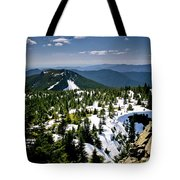 Spring In The Cascades Tote Bag