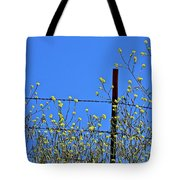Spring In The Country Tote Bag