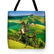 Spring In The Field 1 Tote Bag