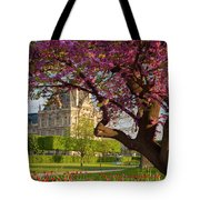 Spring In The Garden Tote Bag