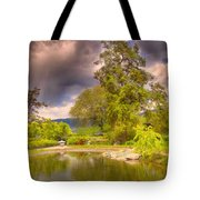 Spring In The Gardens Tote Bag