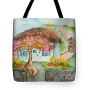 Spring In The Kingdom Tote Bag