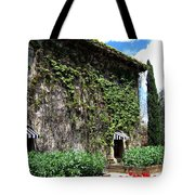 Spring In The Napa Valley Tote Bag