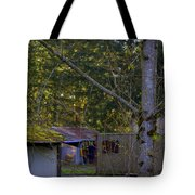 Spring In The Pacific Northwest Tote Bag