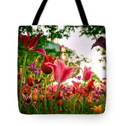 Spring In Tivoli Tote Bag