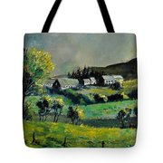Spring In Voneche  Tote Bag