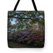 Spring In White Point Gardens Tote Bag