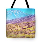 Spring In Whitewater Canyon Tote Bag