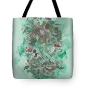 Spring Interlude Tote Bag
