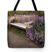 Spring Interlude Tote Bag
