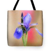 Spring Iris 2 Tote Bag