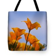 Spring Is A Poppin' Tote Bag