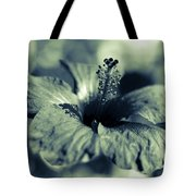 Spring Is Coming - Monochrome Tote Bag