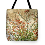 Spring Is Gone Tote Bag