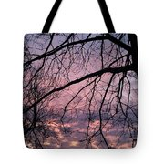 Spring Is On The Way Tote Bag