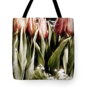Spring Is Welcome Xx Tote Bag