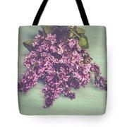 Spring Lilacs Tote Bag