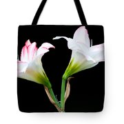 Spring Lilies Tote Bag