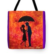 Sizzling Love Tote Bag